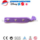 Держатель эластика 5 браслетов полосы волос PCS цветастый