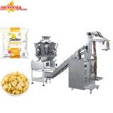 Machine de conditionnement sautée automatique de casse-croûte de sac de maïs de bruit de maïs éclaté