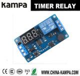24V LED Digital Automatisierungs-Verzögerungs-Timer-Bedienschalter-Timer-Relais LCD-Baugruppe