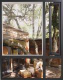 Двойная форточка вне окна Casement отверстия окна алюминиевого водоустойчивого