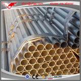 Prezzo nero del tubo saldato B del acciaio al carbonio ASTM/di BS1387 A53 gr. ERW