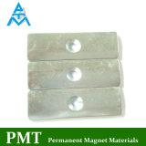 N38h Permanente Magneet met NdFeB en Ander Materiaal van de Zeldzame aarde