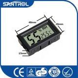 センサーおよびプローブが付いているデジタル体温計の湿度計