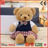 Urso enchido da peluche do luxuoso En71 brinquedo macio super para miúdos