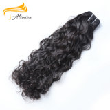 Cabelo humano chinês do Weave 100 crus naturais do cabelo do Virgin