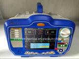 """défibrillateur d'External de 7 """" de couleur AED d'écran LCD"""