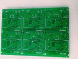二重側面Fr4のサーキット・ボードPCBの電子工学PCB