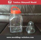 140g正方形の瓶のプレフォーム型