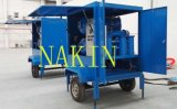 Zym-30 Apparaat van de Reiniging van de Olie van de Isolatie van het Type van aanhangwagen het Mobiele Vacuüm