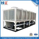 Ar eficiente refrigerador de refrigeração do parafuso com recuperação de calor (KSCR-0910AD 300HP)