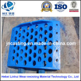 Peneira Platel/placa Wear-Resistant