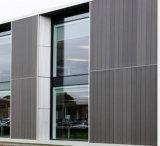 セリウム、Fsc、SGSのIntertekの証明書が付いている木製のプラスチック合成の壁のクラッディング