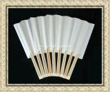 los palillos de bambú de madera de los 24cm Tensoge pila de discos en fundas