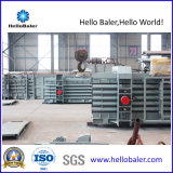 Hydraulische halbautomatische Altpapier-Ballenpresse mit Förderanlage (HAS4-6)
