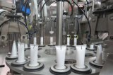 El doble dirige el llenador y el sellador (Zhf-160) del tubo