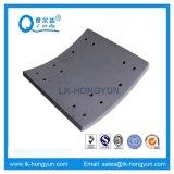 Semi metálico de alta calidad de la guarnición de freno 4707