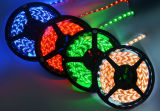 Impermeável 5050 RGB LED Strip flexível