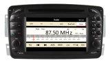Coches reproductor de DVD para el Mercedes-Benz Clase G-W467 Videos GPS (2001-2010) con ISDB-T & Tmc