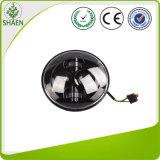 Farol de venda quente do diodo emissor de luz de 7 polegadas de Shaen