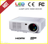 Android 3000lm WiFi, 1280 * 800 LED projetor com HDMI, USB, TV (SV-228)