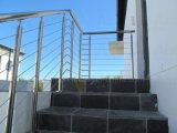 De het goedkope Traliewerk van de Staaf van de Staaf van het Roestvrij staal van Balocny van de Prijs/Balustrade van het Roestvrij staal