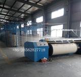 Completare la linea di produzione garza che fa macchina l'aria per scaturire telaio per tessitura