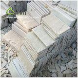 スレートの自然な分割石のパネルの壁パネル