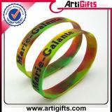 La coutume bon marché de qualité font des bracelets de silicones