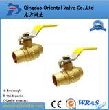 Dn10方法デザイン高品質Pn25企業のための安全な真鍮水球弁