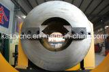 Tubo rettangolare e tubo ellittico che smussa e tagliatrice