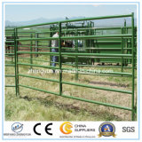 Frontière de sécurité d'exploitation d'élevage en métal/panneau de frontière de sécurité