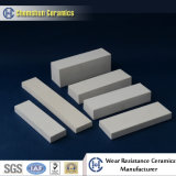 Alumina industriel Ceramic Tapered Tiles pour Pipe Sleeves