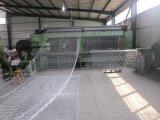 Caixa de tecelagem galvanizada de Gabion