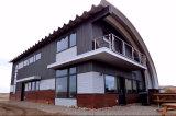 Ufficio della struttura d'acciaio del Arco-Tetto (KXD-SSB1066)