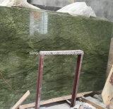 Marmeren Plak van uitstekende kwaliteit van de Steen van de Producten van het Huis de Groene, de Natuurlijke Plak van de Tegel van het Onyx van de Steen Marmeren