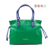 Signora Handbag (KY15-SS-62) del commercio all'ingrosso del cuoio genuino di 2016 modi