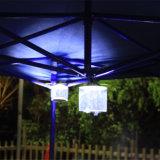2015新しく革新的で膨脹可能な防水耐久財LEDの太陽庭ライト