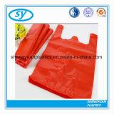 Хозяйственная сумка тенниски супермаркета PE изготовленный на заказ пластичная для покупкы