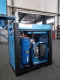 Compresseur d'air rotatoire magnétique permanent de vis