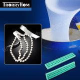 Platinum Cure silicone RTV pour les bijoux de moulage