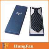 Papier élégant estampage à chaud Logo Emballage Boîte cadeau pour cravate