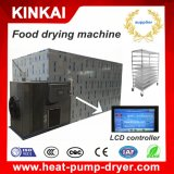 Máquina de secagem de feijão de cacau de ar quente / Máquina de secar de nozes / alimentos secos