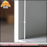 Casier simple en métal de porte de prix bas un avec l'étagère réglable et la bride de fixation