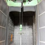 Máquina de sopro durável do tiro da remoção de oxidação da construção de aço