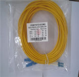 Alta qualità LC Upc a E2k APC Fiber Optic Patch Cord, LC a E2k Optical Fiber Patch Cable 5 Meter