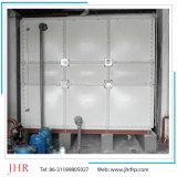 Het Assembleren van de Glasvezel GRP FRP de Sectionele Tank van de Opslag van het Water van het Comité SMC