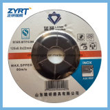 T27 Grinding Wheel Red Grinding Disc for Stainless-Steel