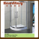 комната приложения ливня Tempered стекла 6mm ясная для ванной комнаты (SJ-L680)