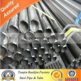 Tubulação de aço soldada ERW 1/2inch a 8 polegadas
