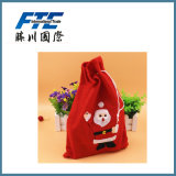 Sac de empaquetage de sucrerie de cordon de prix bas/sac à provisions de femmes